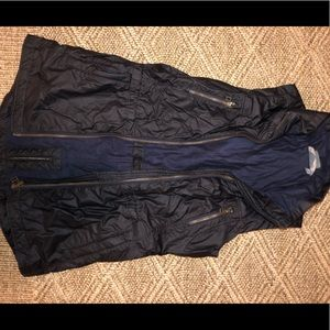 Navy Athleta Vest Size XXS